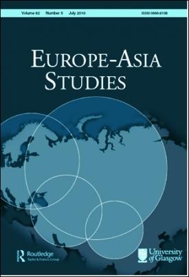 Europe-Asia Studies (cover)